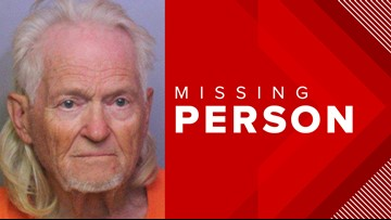 Missing 81-year-old man located