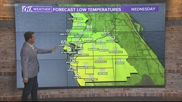 Tampa Bay forecast to dry out after recent rain | 10Weather WTSP