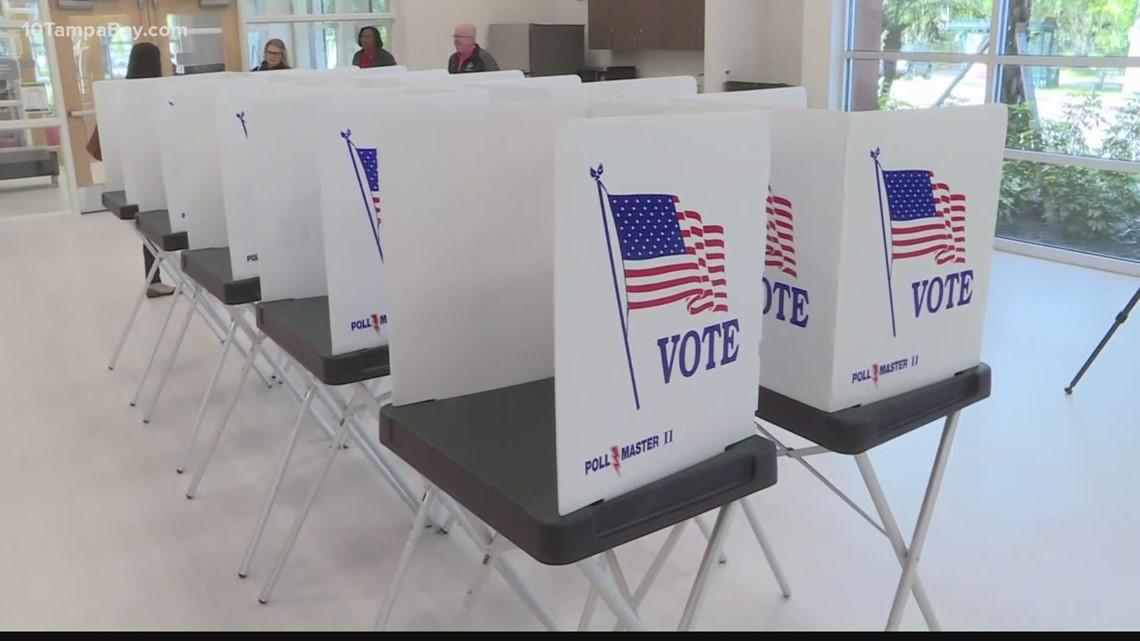 Gov. Ron DeSantis signs voting restrictions bill into law