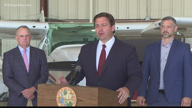 Gov. DeSantis awards $6.1 million to build workforce training center in Hernando County