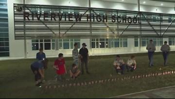 Sarasota students honor those killed on 9/11