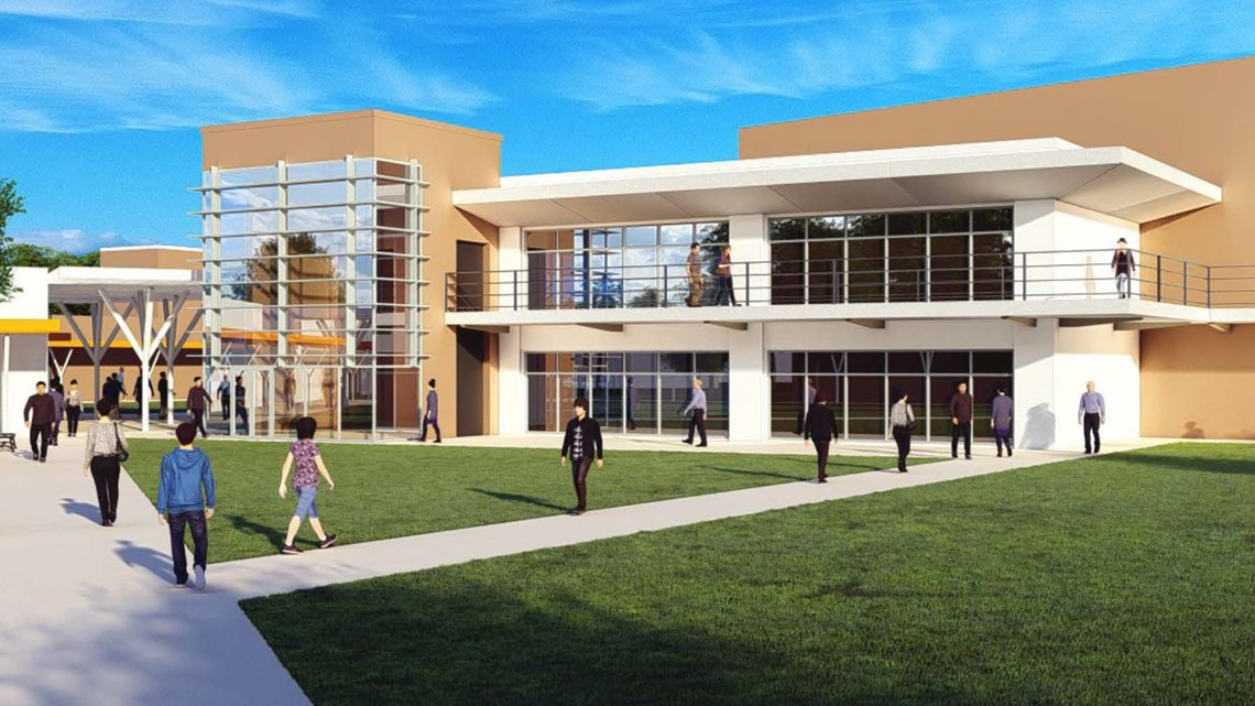 Parents, take a peek at 2 major Pinellas County school construction projects
