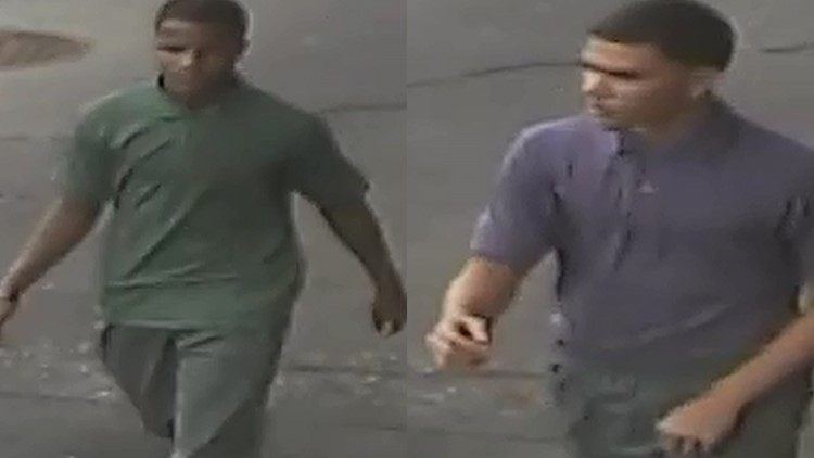South Florida men accused of stealing vehicle with dog inside