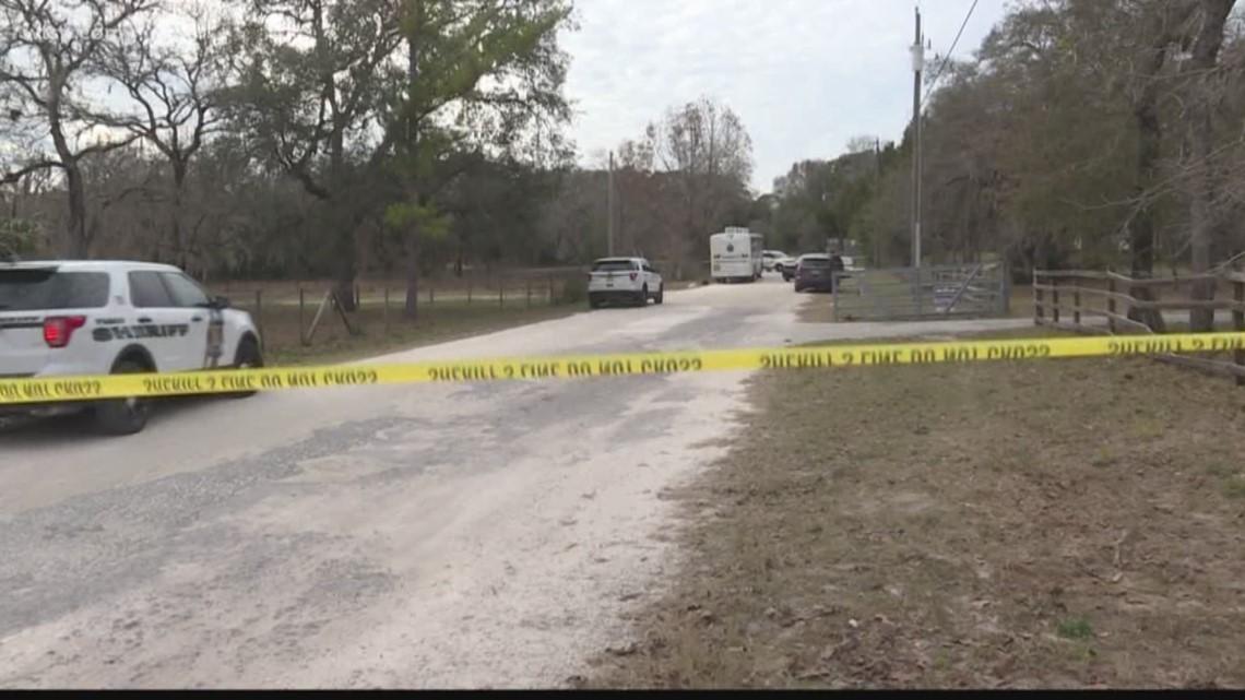 Member of biker club found shot in driveway