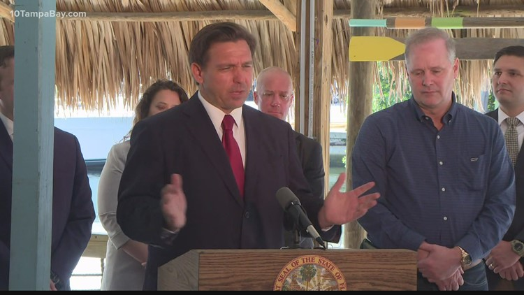 Gov. DeSantis suspends local pandemic emergency orders as doctors say to stay the course