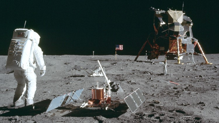 It's been 52 years since the US took 'one giant leap' for lunar exploration