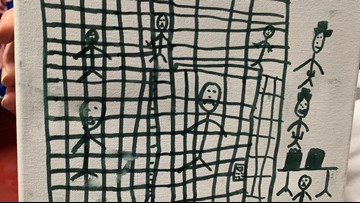 Smithsonian museum wants drawings from migrant children in US custody