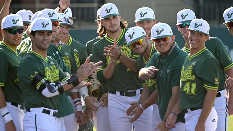 USF makes history capturing first regional title