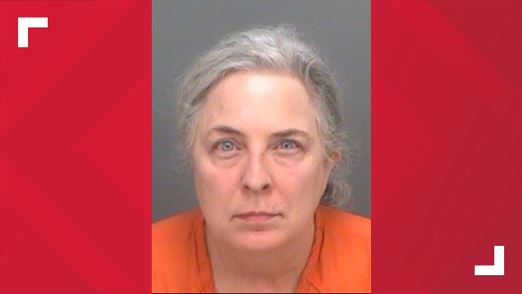Deputies: Woman strangles, bites Uber driver in St. Pete