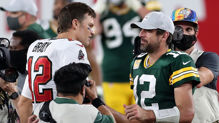 Here's what might set the Buccaneers and Brady apart from the Packers and Rodgers