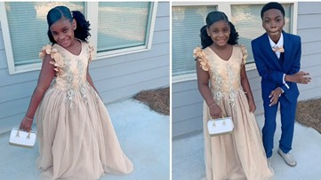 Mom: Brother takes his little sister to daddy-daughter dance after father no-shows