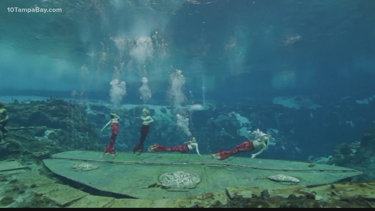 Weeki Wachee Springs State Park re-opening Thursday