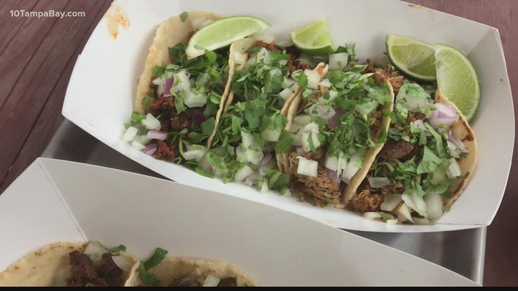 Tampa taco joint combines authentic Mexican recipes with local staples