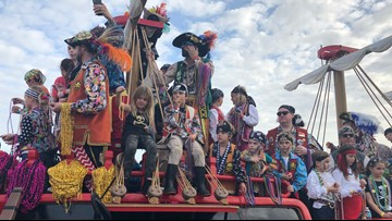 Gasparilla Children's Parade: Pint-sized pirates, big-time fun