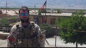 Fallen US Navy Seal honored by CrossFit community on Memorial Day