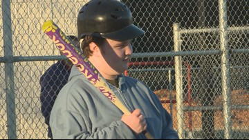 New synthetic field opens doors to baseball for athletes with special needs