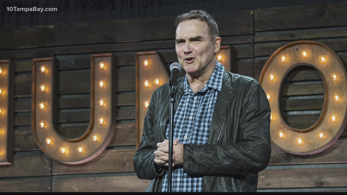 Norm Macdonald, comedian and former 'SNL' star, dies at 61