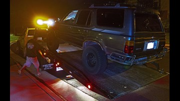 How do I get a towing refund in Tampa Bay?