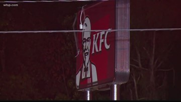 Wow Moments: Explosion destroys KFC