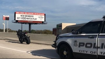 Motorcyclist killed after falling 100 feet off overpass in I-4 hit-and-run, troopers say