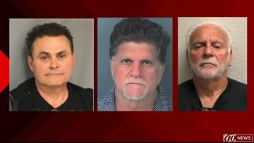 Detectives: More than $16 million in jewelry stolen in store burglaries around Florida