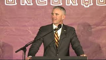 'What an incredible day': Mike Norvell named new FSU head coach
