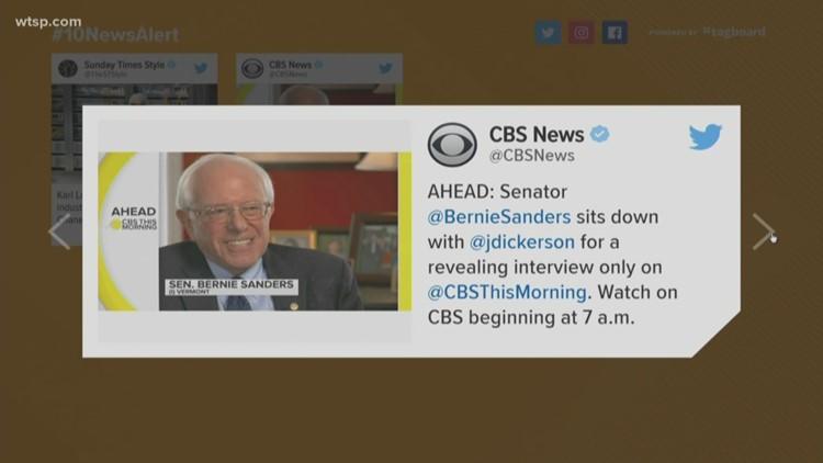 Bernie Sanders is running for president in 2020