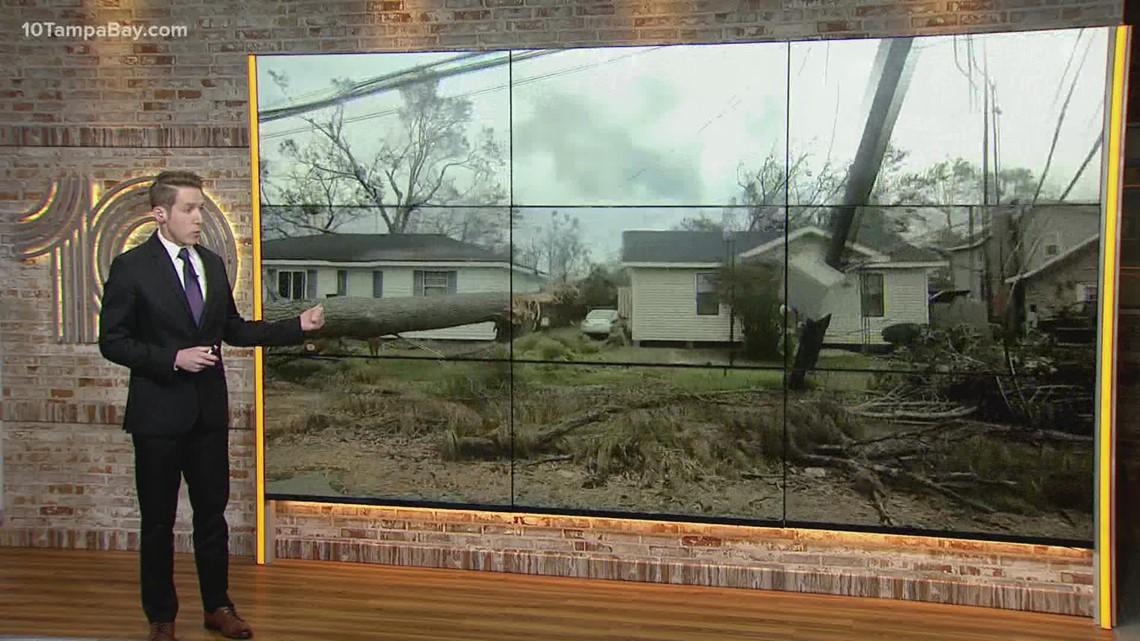 Florida energy company donates $1 million worth of meals, materials to Hurricane Ida relief
