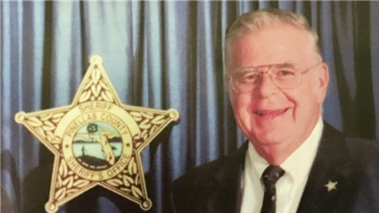 Former Pinellas sheriff Coleman dies at 78 | wtsp com