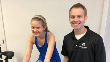Trainer with autism opens gym specifically for clients with autism