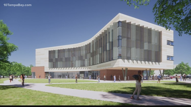 USF breaks ground on state-of-the-art Student Wellness Center