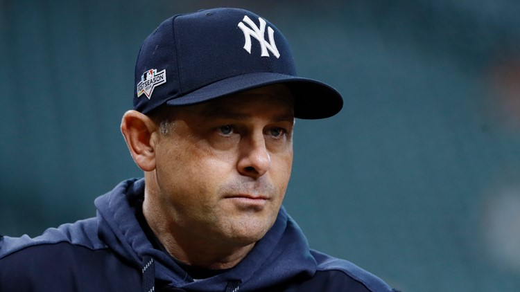 Yankees manager Aaron Boone takes medical leave of absence to receive pacemaker