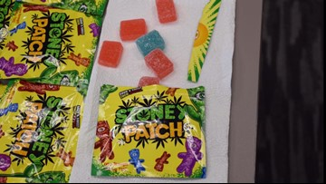 Florida sheriff seizes thousands of dollars worth of candy marijuana edibles