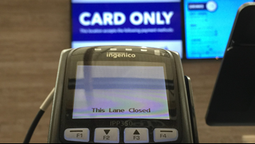 Tropicana Field is officially cashless. Here's what to expect.