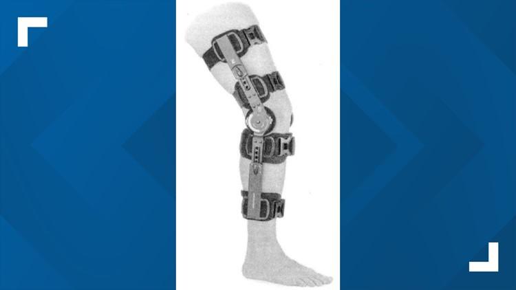 TTT knee brace 11 19 19