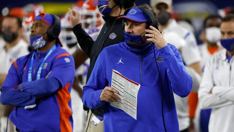 AP source: Florida Gators fire 2 assistants after defensive fiasco