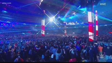 WrestleMania 36 coming to Raymond J. Stadium