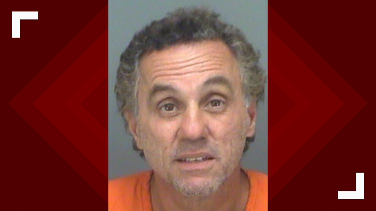 Florida man accused of sneaking into yards, stealing patio furniture for 6 months