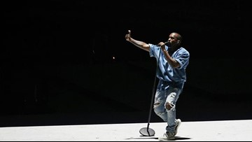Kanye West surprises crowd at tribute honoring late rapper XXXTentacion