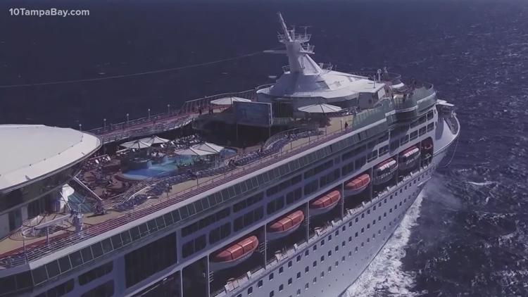 District court judge set to make decision in Florida's lawsuit against CDC over halting cruises
