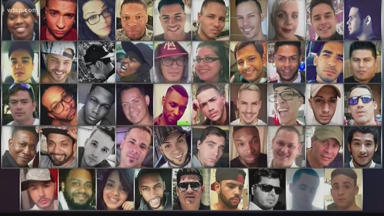Remembering the people killed at the Pulse nightclub shooting