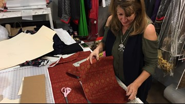 'Let the fabric speak to you': Gasparilla is coming, and so are the pirate costumes