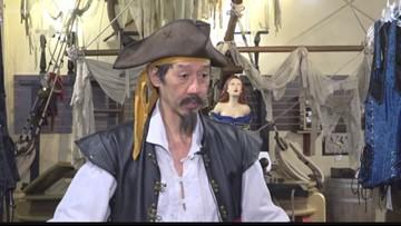 Get the ultimate Gasparilla costume