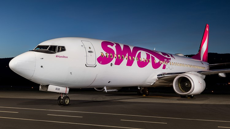 Swoop to launch nonstop flights from Toronto to St. Pete–Clearwater International