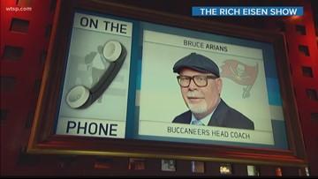 Buccaneers name Bruce Arians new head coach