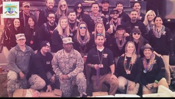 Ye Krewe of Valor give back to veterans during Gasparilla