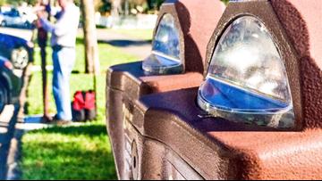 St. Pete parking meters see change