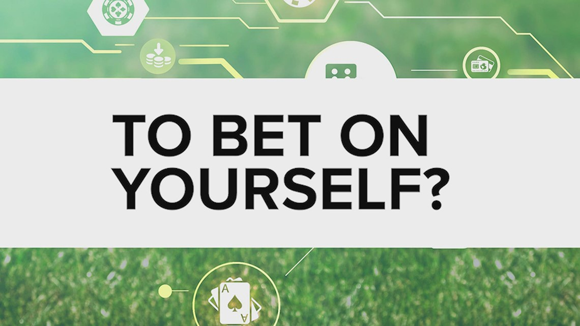 Prop bet: Is it illegal to bet on yourself?