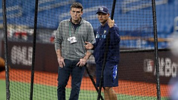 Tampa Bay Rays General Manager named MLB's Executive of the Year