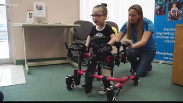 Wheelchairs 4 Kids improves the lives of children with physical disabilities